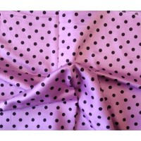 """Натуральная ткань """"Фиолетовая мечта""""."""
