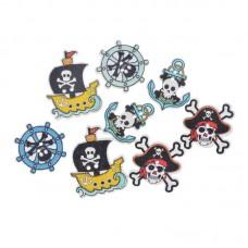 Пиратские пуговицы