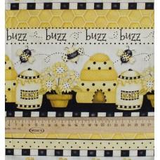 """Салон тканей """"Медоносные пчелы"""" купить ткань."""