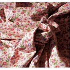 """Мир ткани """"Розовые розы""""."""