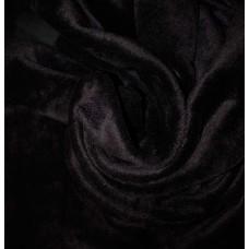 """Искусственный мех в розницу """"Темное серебро""""."""