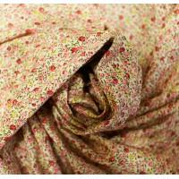 """Ткань хлопок """"Розовый переполох""""."""